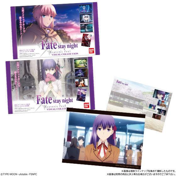 劇場版「Fate/stay night [Heaven's Feel]」ヴィジュアルコレクション