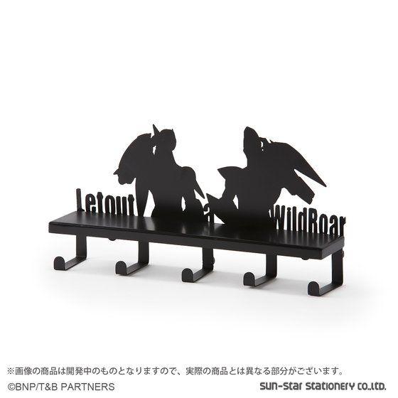 TIGER & BUNNY ウォールラック(全4種)【PB限定】