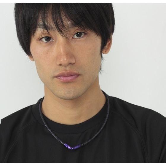 仮面ライダーシリーズ×RAKUWAネックX50 Vタイプ 【phiten(ファイテン)】SMART BRAIN・響鬼・ZECT・スカル