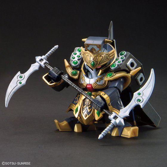 BB戦士408 袁術ズサ&天鎧装