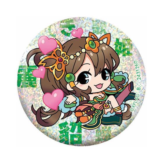 【mini】モンスターストライク カプセル缶バッジ2