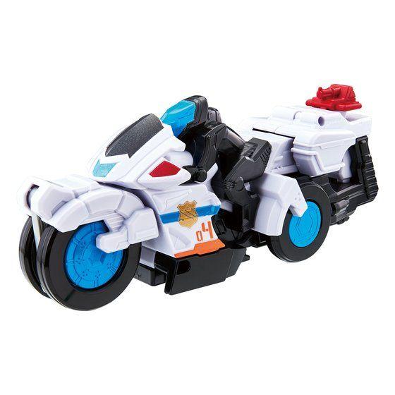 VSビークルシリーズ DXトリガーマシンバイカー