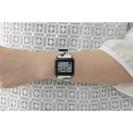 【2018年4月お届け】EPSON smart canvas仮面ライダーエグゼイド&仮面ライダーシリーズ腕時計