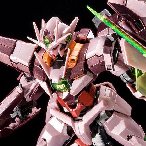 MG 1/100 ダブルオークアンタ (トランザムモード) [スペシャルコーティング]【2次:2018年5月発送】