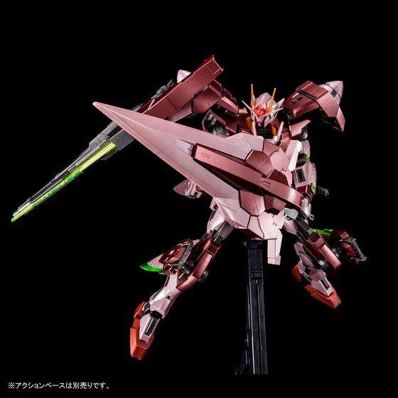 MG 1/100 ダブルオーガンダム セブンソード/G (トランザムモード)[スペシャルコーティング]【2次:2018年5月発送】