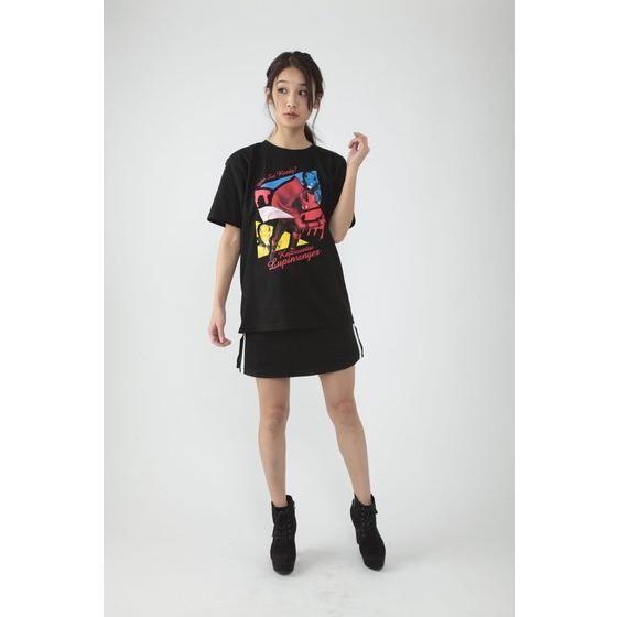 快盗戦隊ルパンレンジャーVS警察戦隊パトレンジャー ルパンレンジャーデザインTシャツ