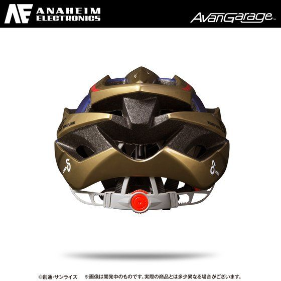 ANAHEIM ELECTRONICS社製 ヘルメット 百式ver.