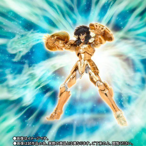 聖闘士聖衣神話EX ライブラ童虎&老師 〜ORIGINAL COLOR EDITION〜