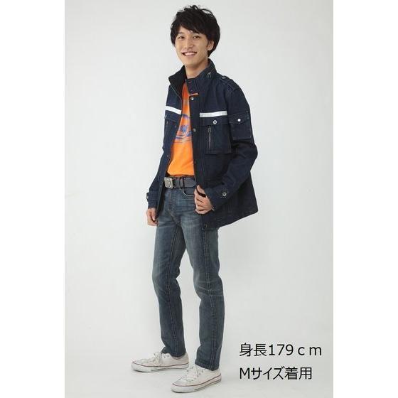 『ウルトラマンジード』朝倉リク デニムジャケット