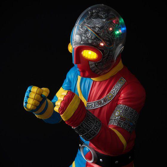 【キカイダー】メガハウス「Ultimate Article 人造人間キカイダー」フィギュアが、あみあみ・プレバンなど一部限定で明日予約開始