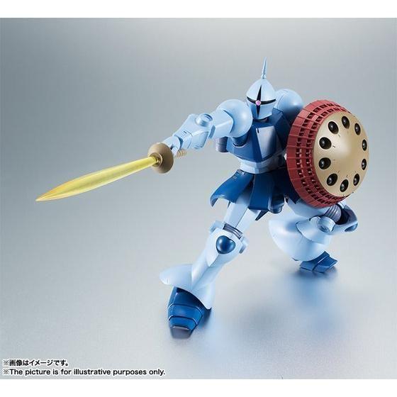 ROBOT魂 〈SIDE MS〉 YMS-15 ギャン ver. A.N.I.M.E.