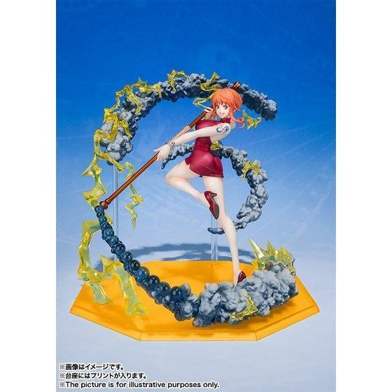 フィギュアーツZERO ナミ -ブラック・ボール-