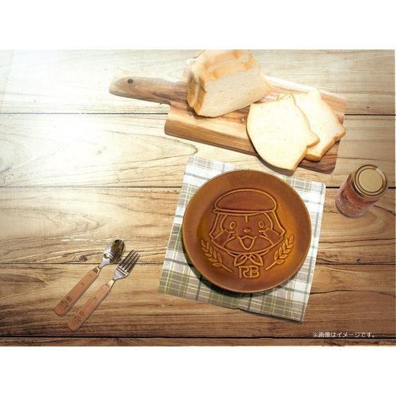 ラスカルベーカリー つかもとコラボレーションオリジナル益子焼