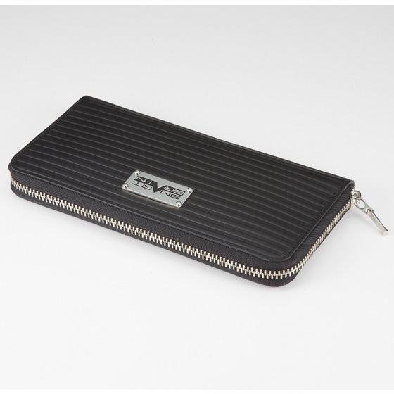 仮面ライダー555(ファイズ) SMART BRAIN 本革ラウンド長財布