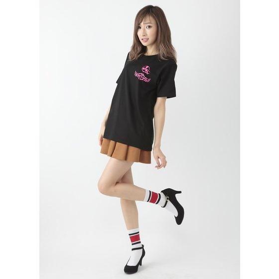激突 RIDER CHIPS VS 仮面ライダーGIRLS 〜兄妹バトル〜 Tシャツ 仮面ライダーGIRLS ver.