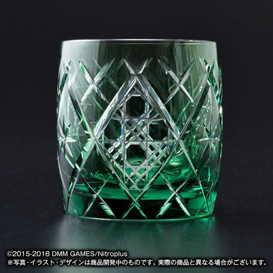 刀剣乱舞-ONLINE-×江戸切子 ミニグラス -弐-【2次:2018年6月発送】