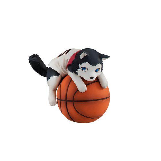 黒子のバスケフィギュアシリーズ 黒子&赤司&テツヤ2号&クリアファイルセット LAST GAME ver.