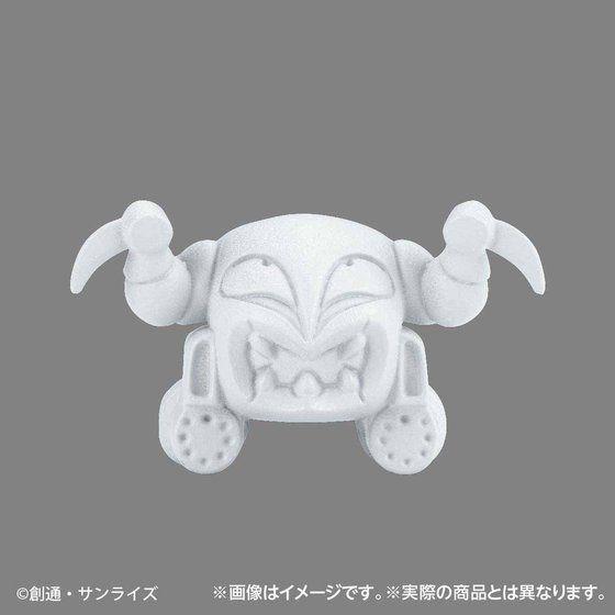 ガシャポン戦士SDメカ・ロボケシ リビルド ガンダム宇宙世紀ベーシックセット