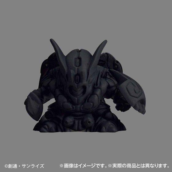 ガシャポン戦士SDメカ・ロボケシ リビルド ザブングル・ダンバイン・エルガイムセット