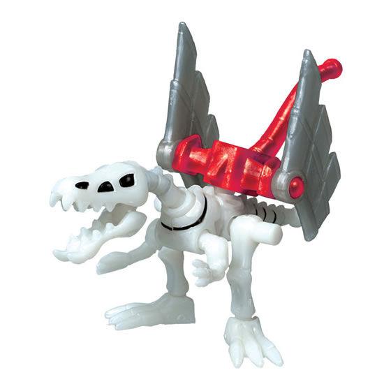 カプセルほねほねザウルス