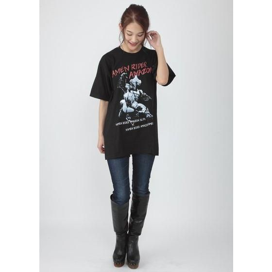 仮面ライダーアマゾンズ タイトルTシャツ