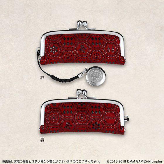 刀剣乱舞-ONLINE-×印傳屋 印鑑ケース