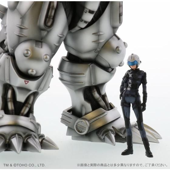 東宝30cmシリーズ 3式機龍2002(夜間戦闘Ver.) 【送料無料】
