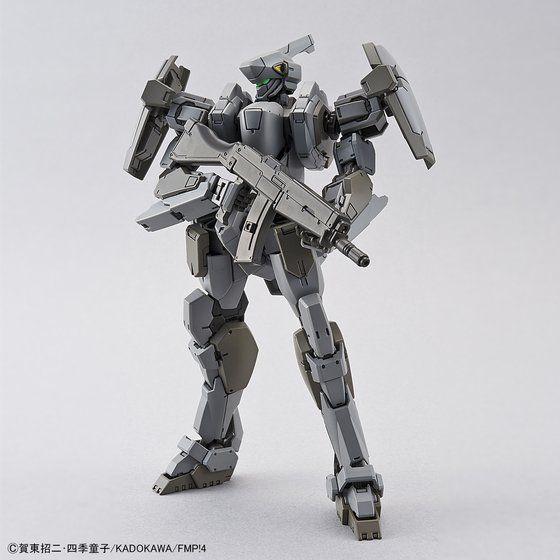 1/60 ガーンズバック(マオ機) Ver.IV