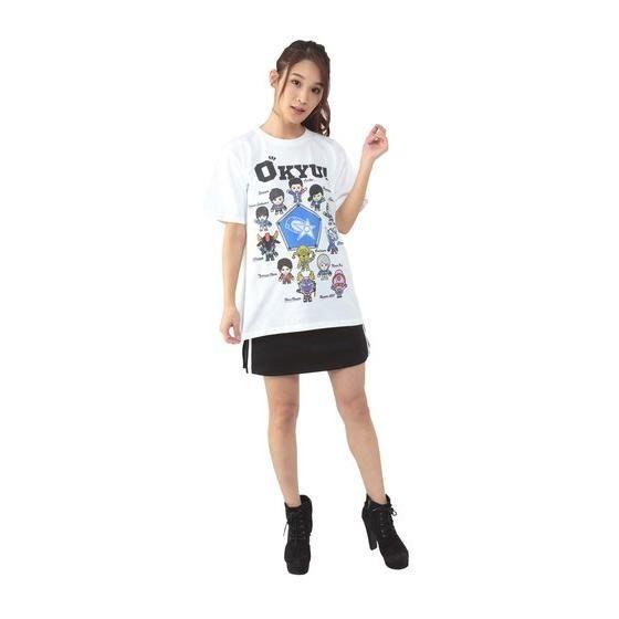 宇宙戦隊キュウレンジャー 全員集合!デフォルメTシャツ
