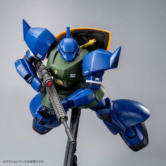 MG 1/100 アナベル・ガトー専用ゲルググ Ver.2.0