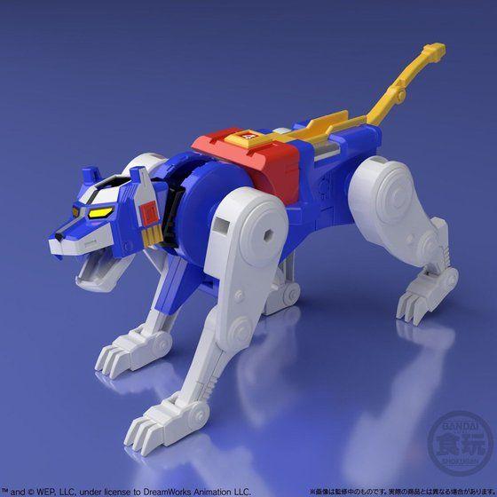 スーパーミニプラ 百獣王ゴライオン(5個入)