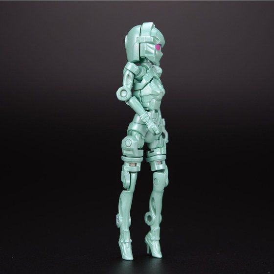 換装少女 ファントムバレッジフォース(夜間強襲部隊)セット