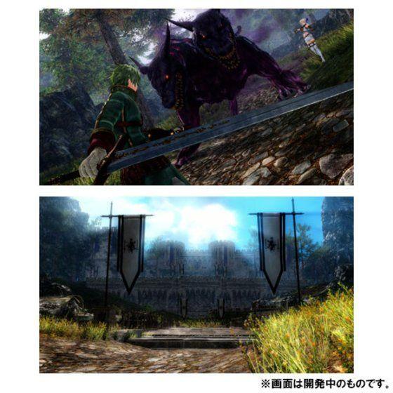 PS4 グランクレスト戦記