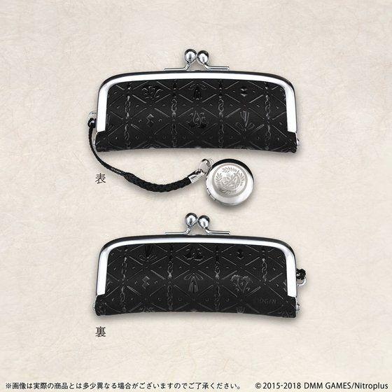 刀剣乱舞-ONLINE-×印傳屋 印鑑ケース【2次:2018年8月発送】
