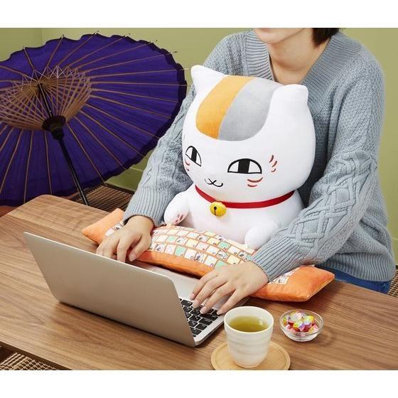 夏目友人帳 PCクッション ニャンコ先生