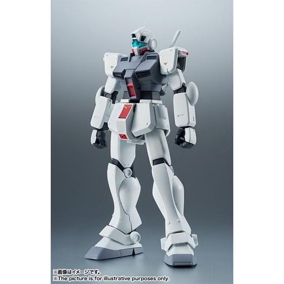 ROBOT魂 〈SIDE MS〉 RGM-79D ジム寒冷地仕様 ver. A.N.I.M.E.