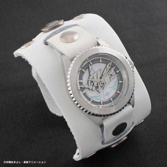 デジモンアドベンチャー tri. OMEGAMON:MERCIFULMODE × Red Monkey Designs Wristwatch