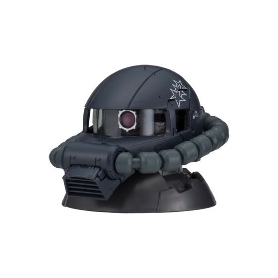 EXCEED MODEL ZAKU HEAD 4