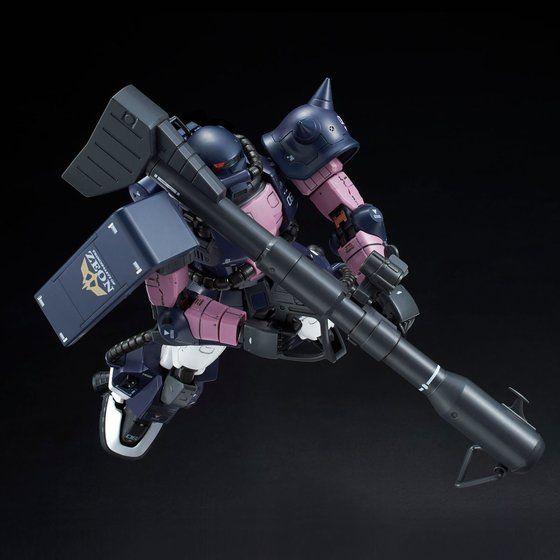 RG 1/144 MS-06R-1A 黒い三連星専用ザクII 【2018年7月発送】