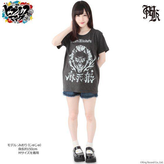 Musikleidung ヒプノシスマイク Tシャツ 麻天狼