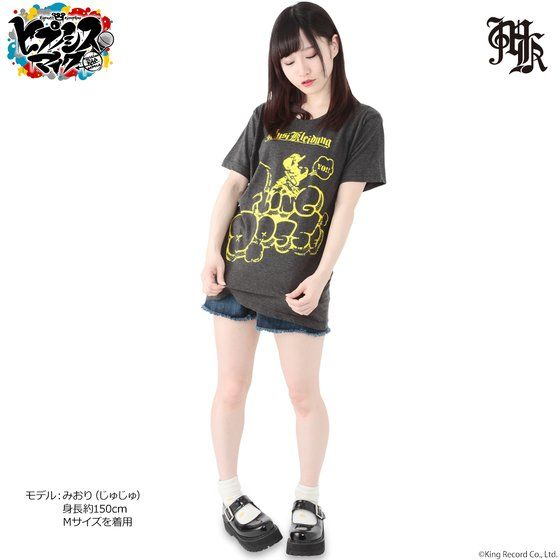 Musikleidung ヒプノシスマイク Tシャツ Fling Posse