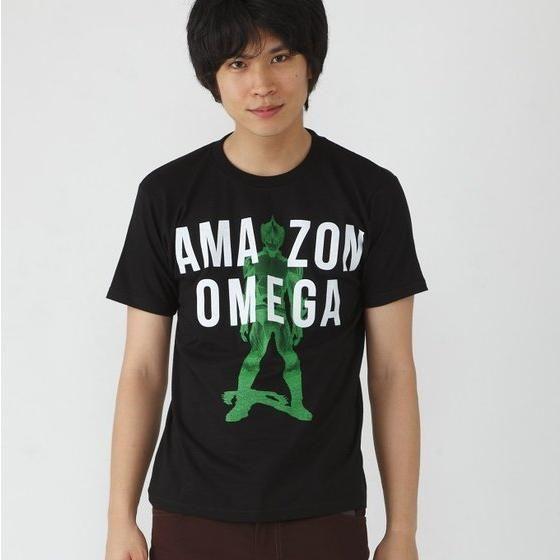 仮面ライダーアマゾンズ シーズン1 アマゾンオメガTシャツ