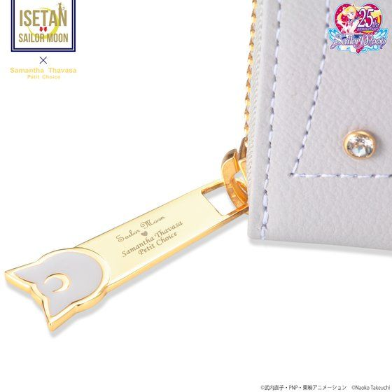 【Samantha Thavasa Petit Choiceコラボ】美少女戦士セーラームーン ダイアナリボン長財布