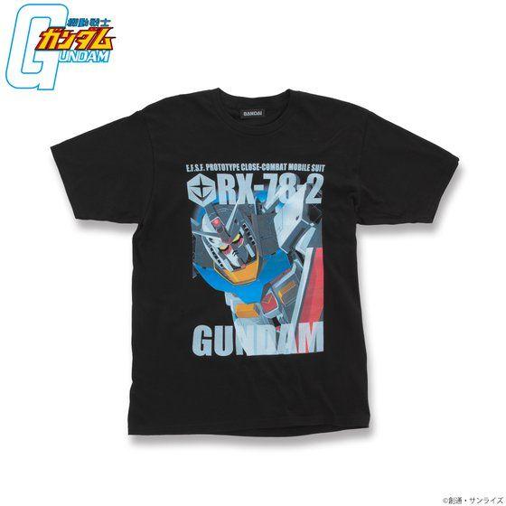 機動戦士ガンダム フルカラー Tシャツ RX-78-2