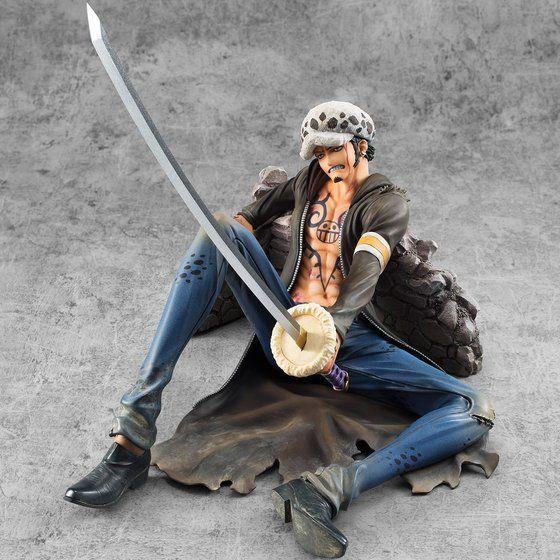 """【抽選販売】Portrait.Of.Piratesワンピース""""LIMITED EDITION"""" トラファルガー・ローVer.VS"""