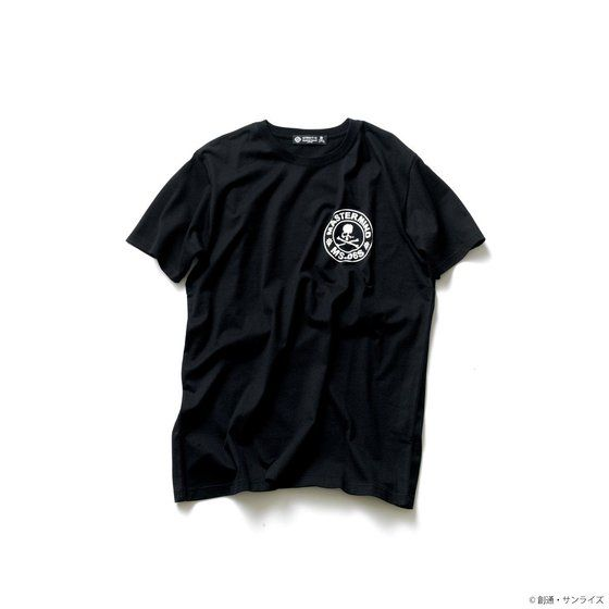 STRICT-G×mastermind JAPAN Tシャツ シャア・マーク柄