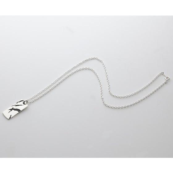 仮面ライダーアマゾンズ×haraKIRI silver925リバーシブルネックレス