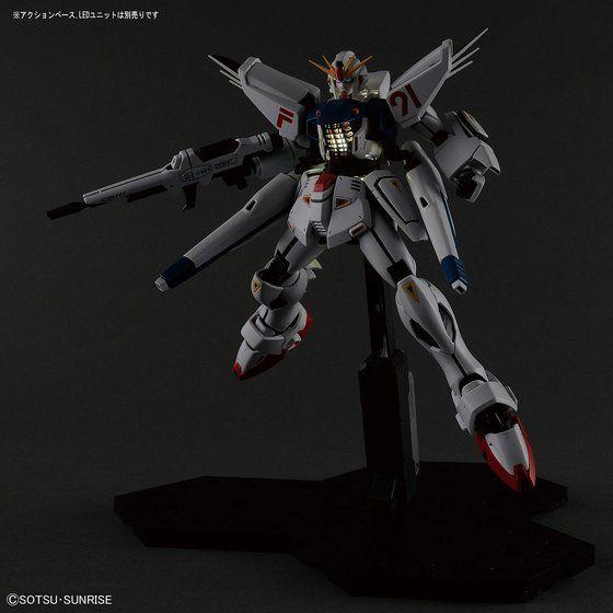 MG 1/100 ガンダムF91 Ver.2.0