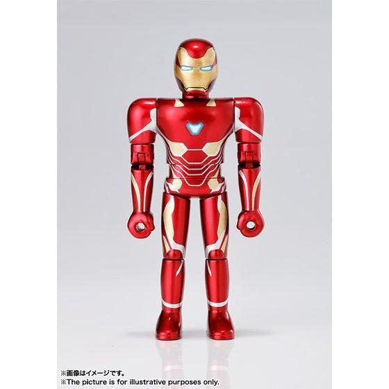 超合金HEROES アイアンマン マーク50