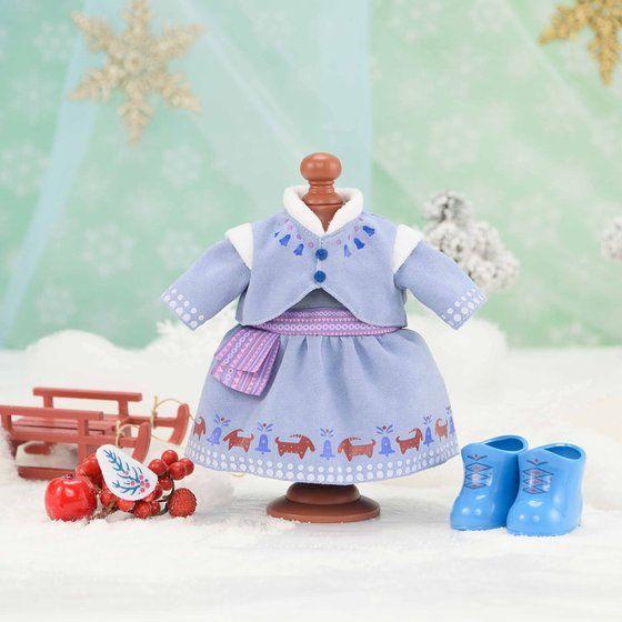レミン&ソラン | アナ ドレスセット =アナと雪の女王 家族の思い出=